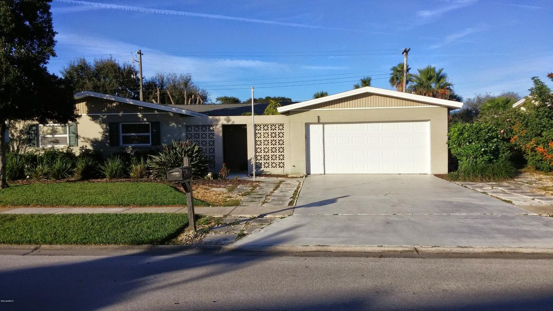 Casa Unifamiliar por un Alquiler en 116 N Bay Indian Harbour Beach, Florida 32937 Estados Unidos