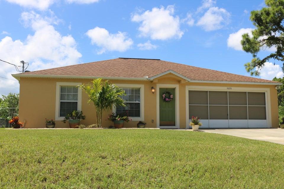 1026 Westunder Street, Palm Bay, FL 32909