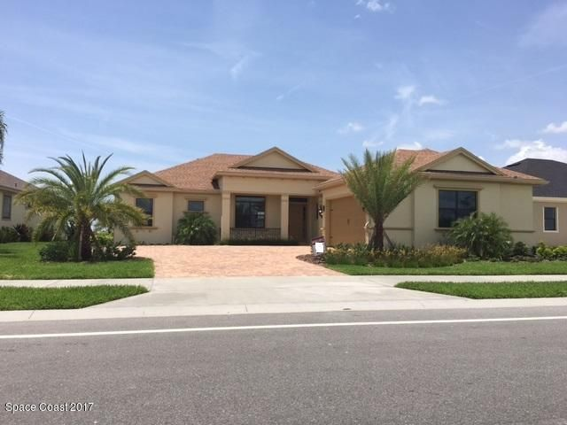 Single Family Home for Sale at 2813 Trasona 2813 Trasona Viera, Florida 32940 United States