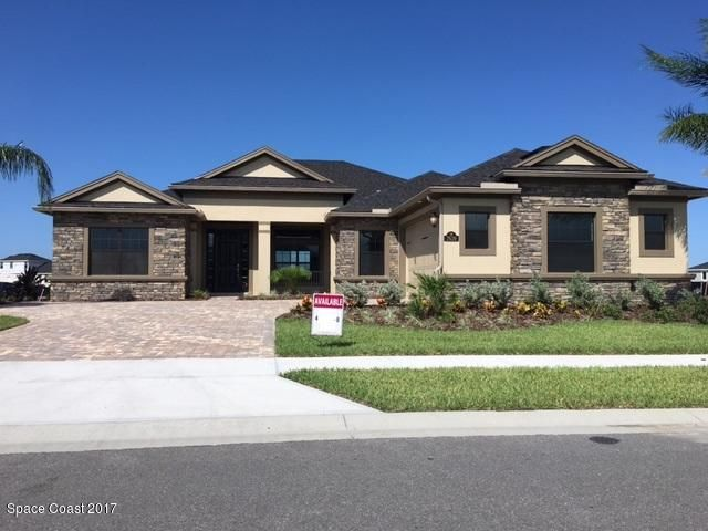 Single Family Home for Sale at 7639 Kerrington 7639 Kerrington Viera, Florida 32940 United States