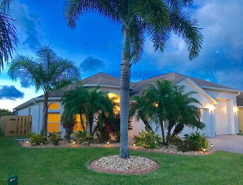 Einfamilienhaus für Mieten beim 1967 Auburn Lakes 1967 Auburn Lakes Rockledge, Florida 32955 Vereinigte Staaten