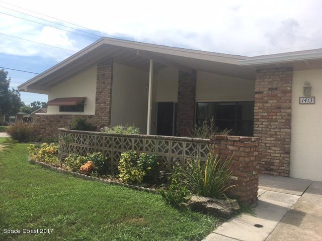 1413 Littler Drive, Titusville, FL 32780