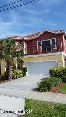 Частный односемейный дом для того Аренда на 12 South Indialantic, Флорида 32903 Соединенные Штаты