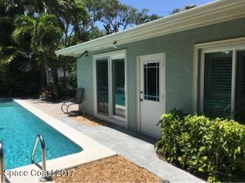 Eensgezinswoning voor Huren een t 385 Cedar Cocoa Beach, Florida 32931 Verenigde Staten