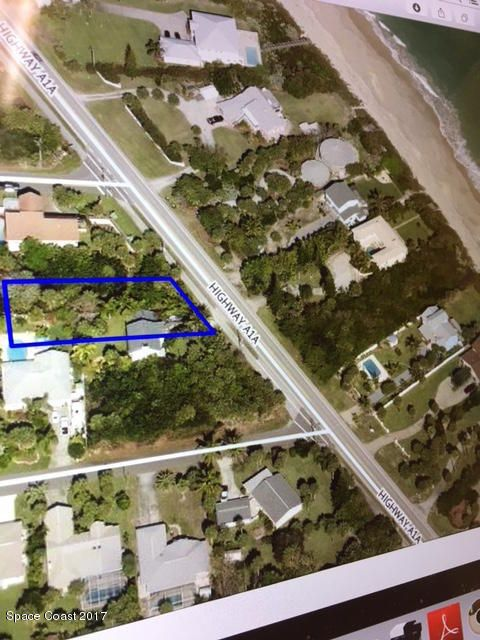 Land for Sale at 6420 Highway A1a Melbourne Beach, Florida 32951 United States