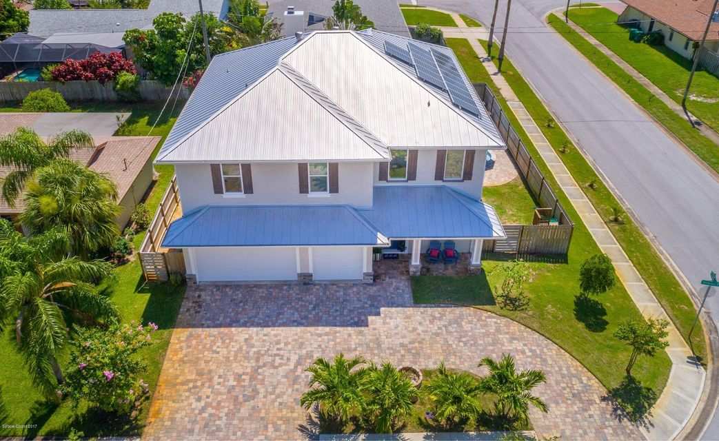 745 Verbenia Drive, Satellite Beach, FL 32937