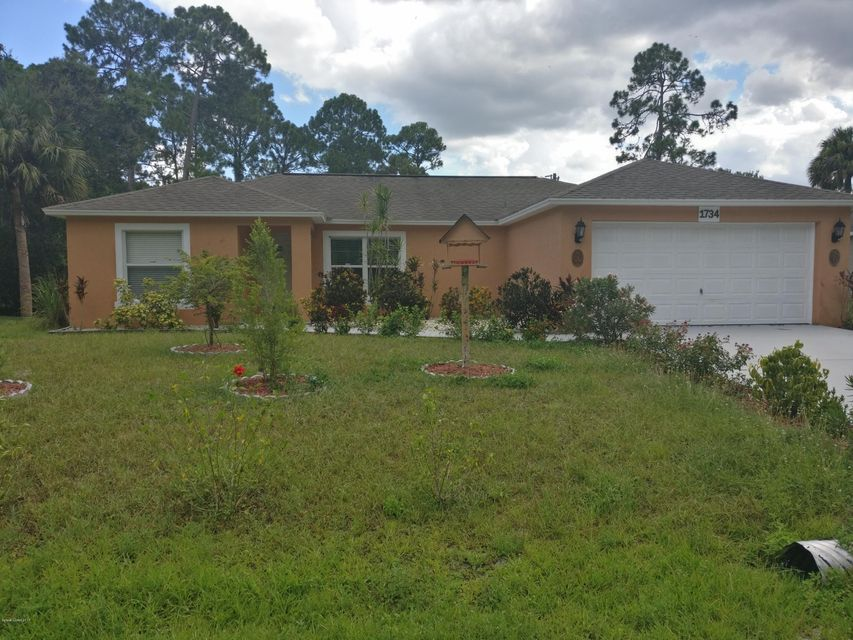 1734 Orchid Court, Palm Bay, FL 32907