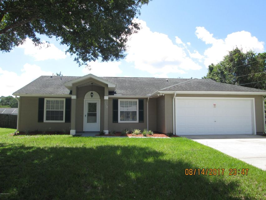 1118 Sapphire Street, Palm Bay, FL 32909