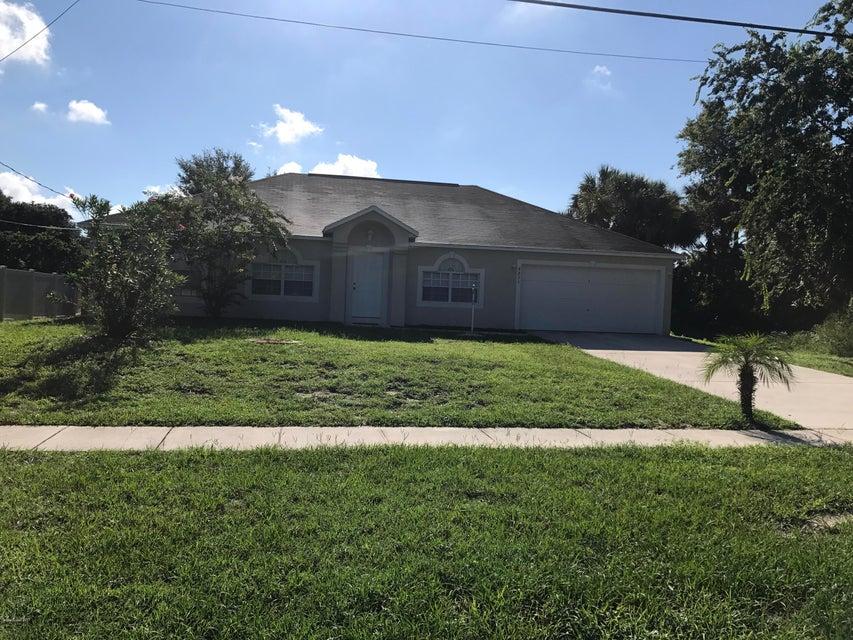 Enfamiljshus för Hyra vid 6255 Homestead Cocoa, Florida 32927 Usa