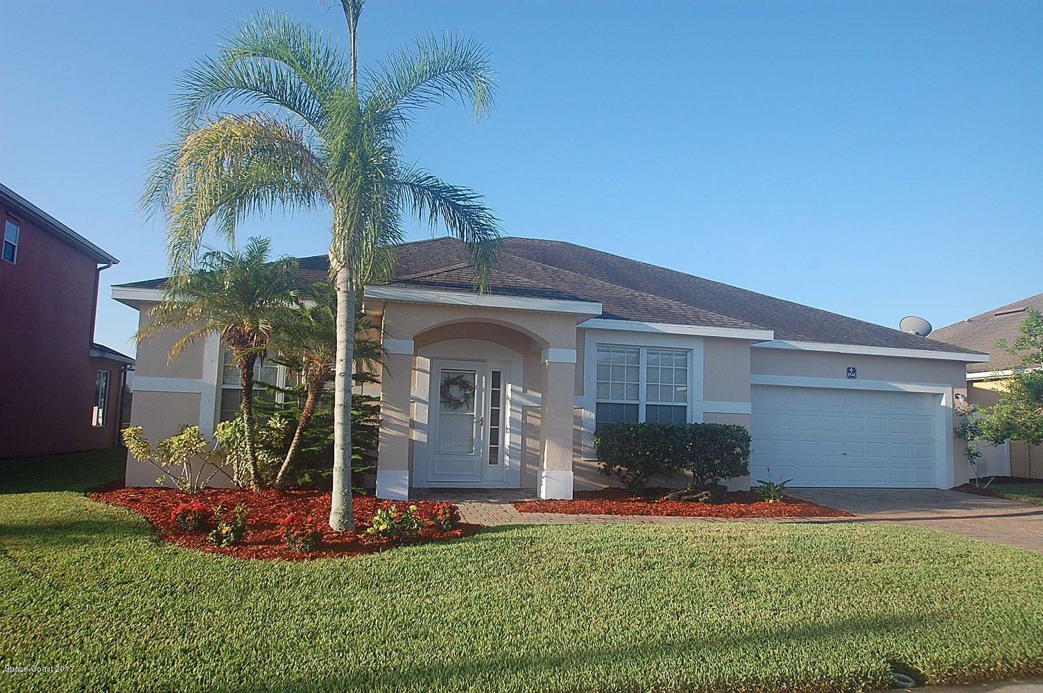 1541 Bridgeport Circle, Rockledge, FL 32955