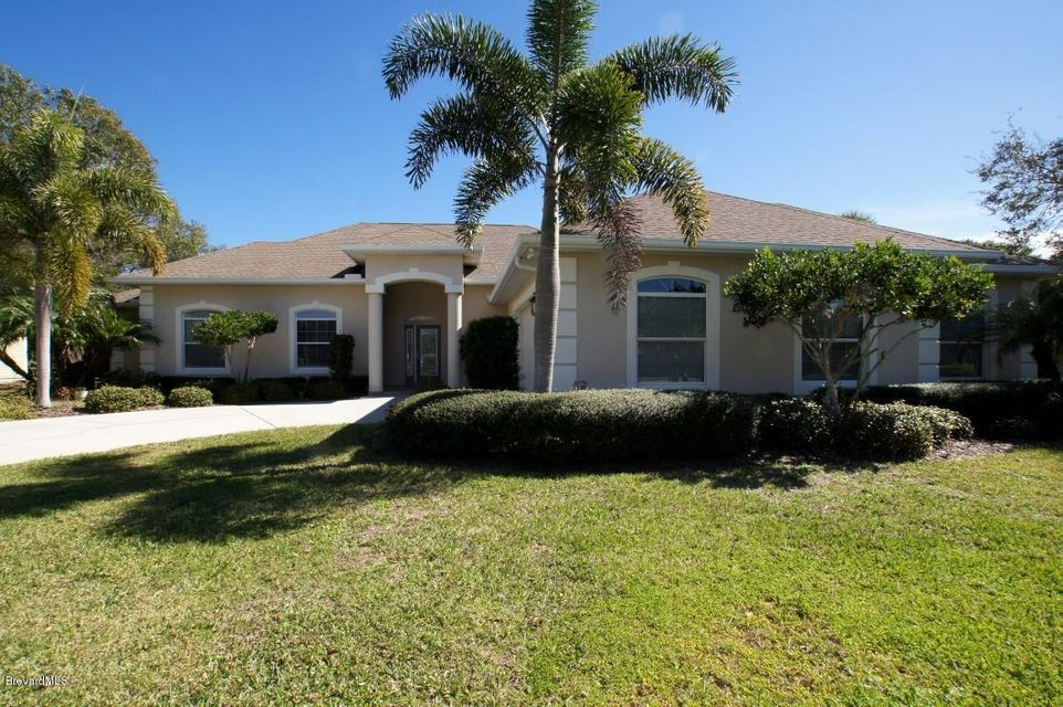 Single Family Home for Rent at 460 Jillotus 460 Jillotus Merritt Island, Florida 32952 United States