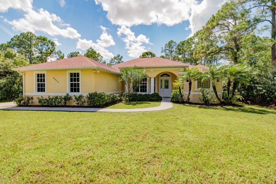 Casa Unifamiliar por un Venta en 8675 130th Fellsmere, Florida 32948 Estados Unidos