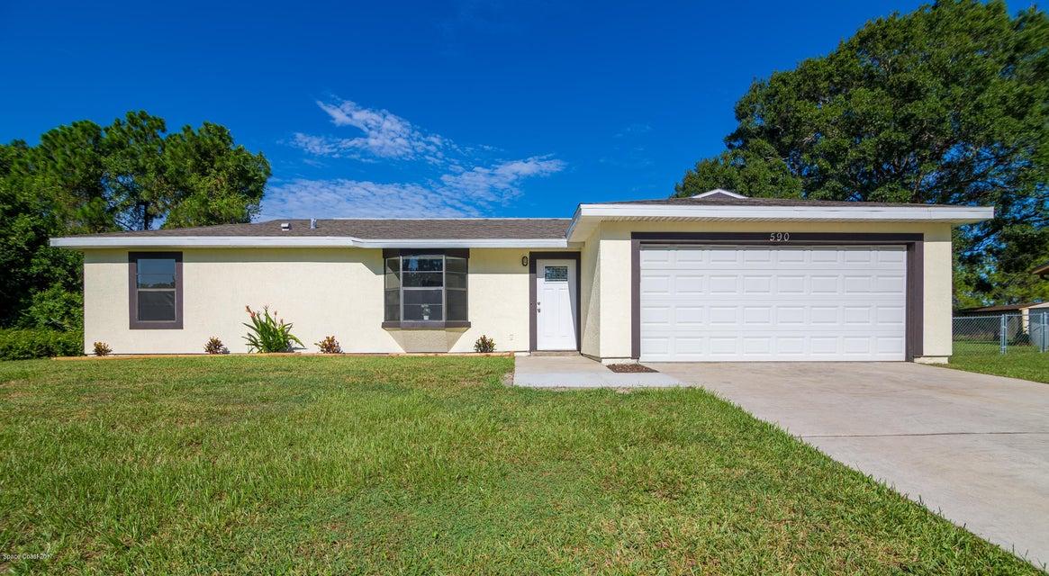 590 Wildmer Road, Palm Bay, FL 32908
