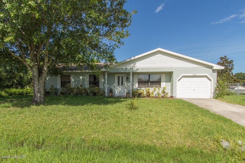 1350 Erlang Avenue, Palm Bay, FL 32907