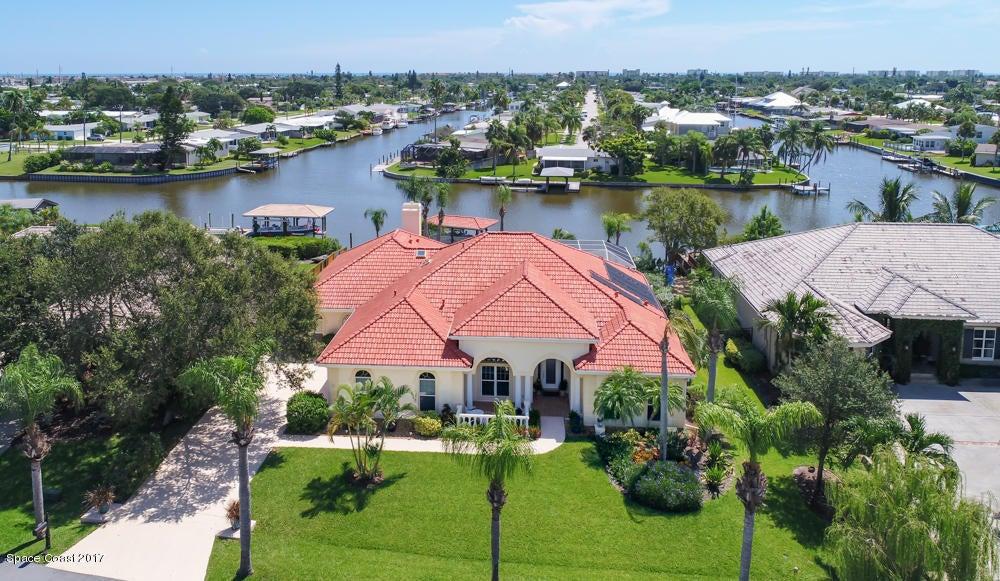 208 Lanternback Island Drive, Satellite Beach, FL 32937