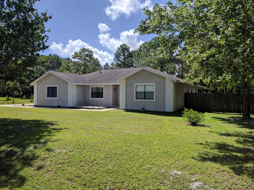 Single Family Home for Sale at 4125 Golden Shores 4125 Golden Shores Mims, Florida 32754 United States