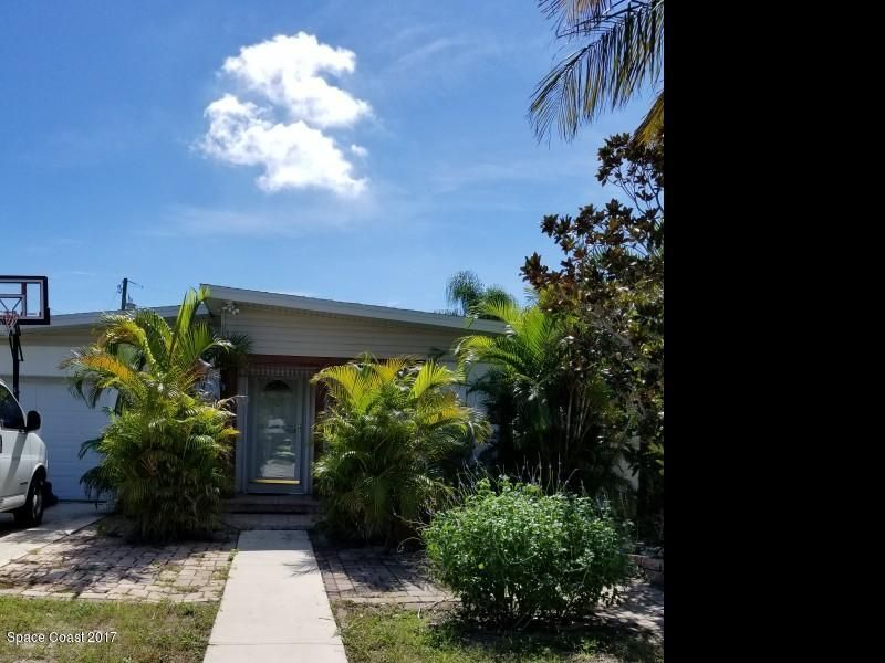 Single Family Home for Rent at 359 Woodland Cocoa Beach, Florida 32931 United States