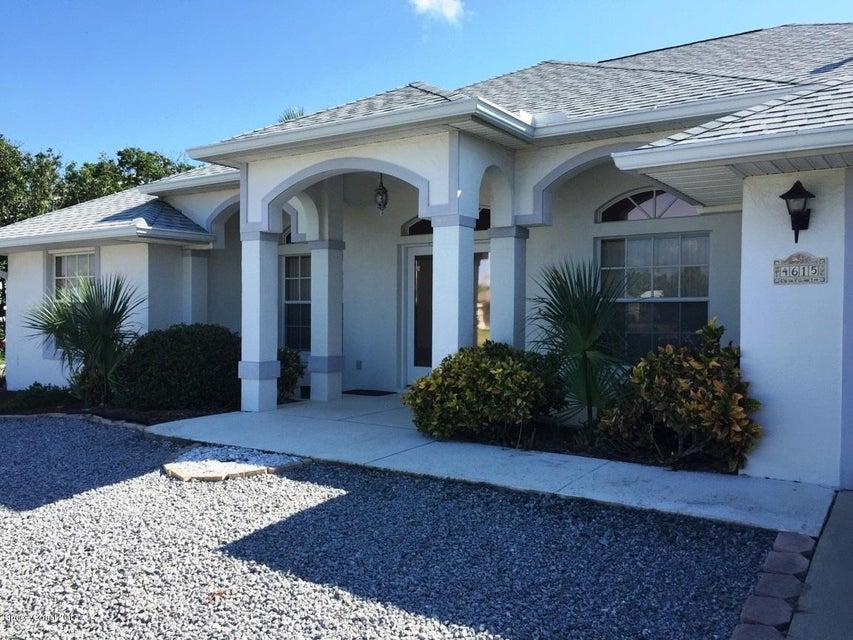 Single Family Home for Sale at 4615 S Atlantic 4615 S Atlantic New Smyrna Beach, Florida 32169 United States