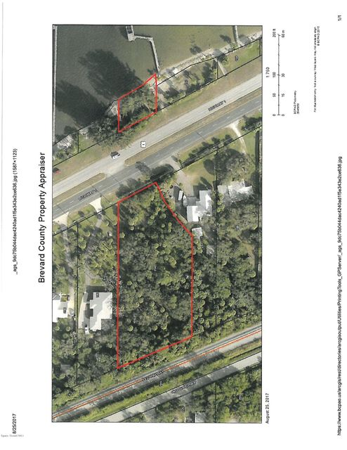 Land for Sale at Highway 1 Highway 1 Grant, Florida 32949 United States