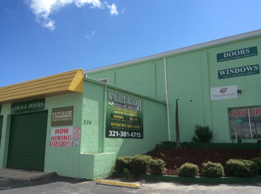Commercial for Rent at 234 Rosa L Jones 234 Rosa L Jones Cocoa, Florida 32922 United States