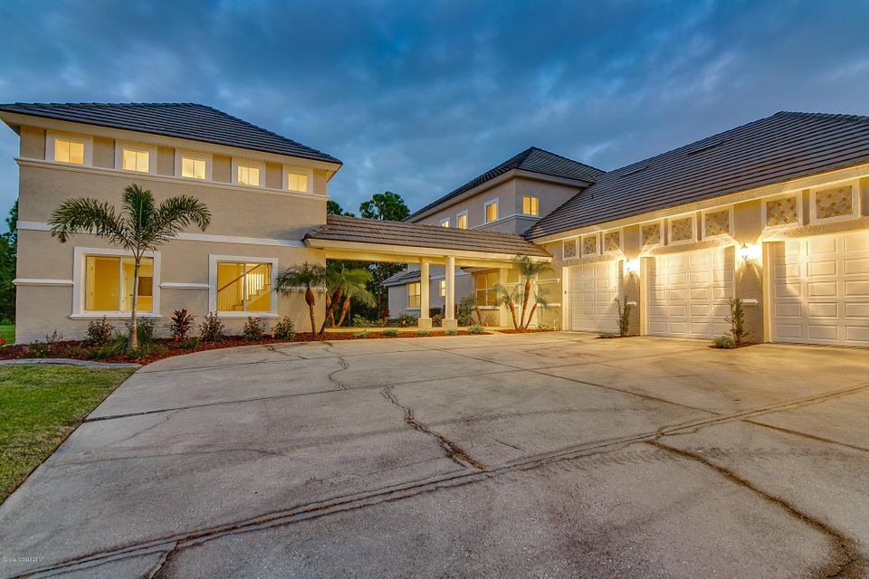 独户住宅 为 出租 在 3172 Tuscawillow 墨尔本, 佛罗里达州 32934 美国