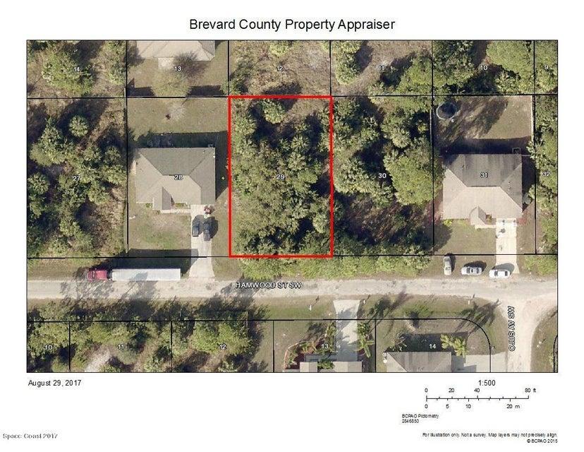 Land for Sale at 511 Hamwood 511 Hamwood Palm Bay, Florida 32908 United States