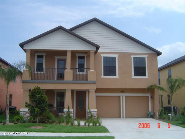 Single Family Home for Rent at 3043 Glenridge 3043 Glenridge Merritt Island, Florida 32953 United States