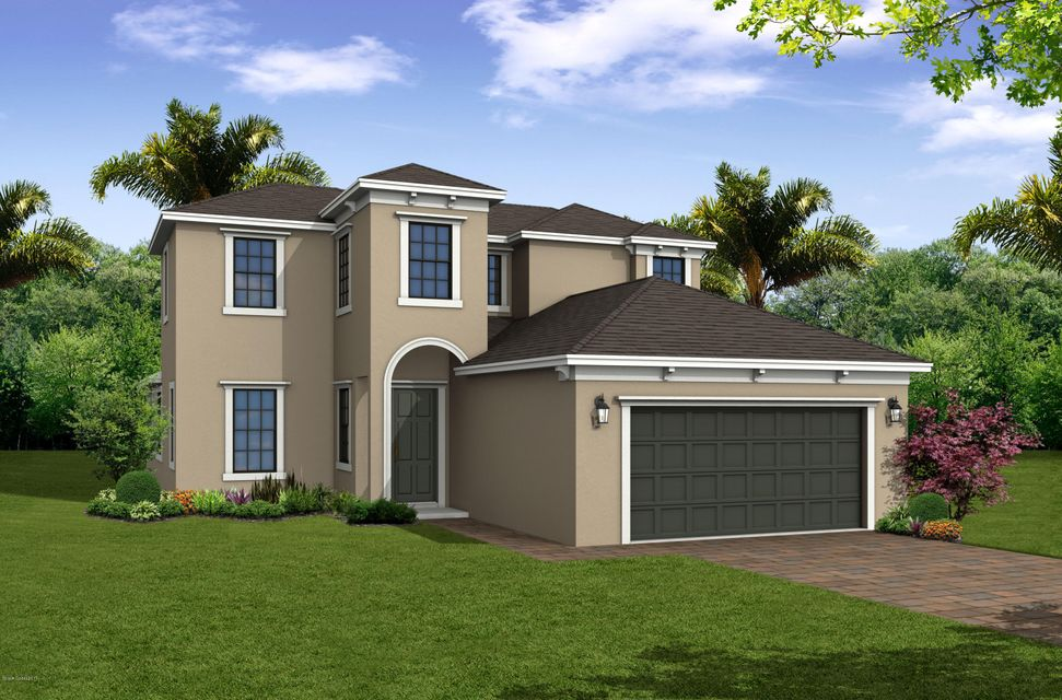 Single Family Home for Sale at 2858 Amethyst 2858 Amethyst Melbourne, Florida 32940 United States