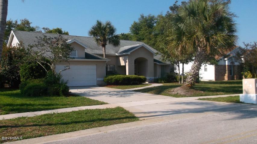 一戸建て のために 賃貸 アット 915 Brookshire Malabar, フロリダ 32950 アメリカ合衆国