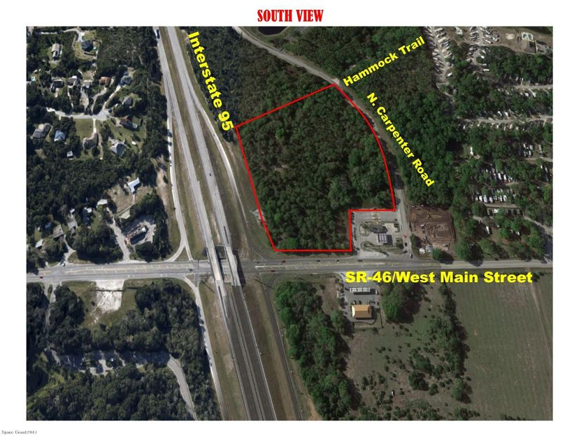 Land for Sale at 4401 W Highway 46 4401 W Highway 46 Mims, Florida 32754 United States