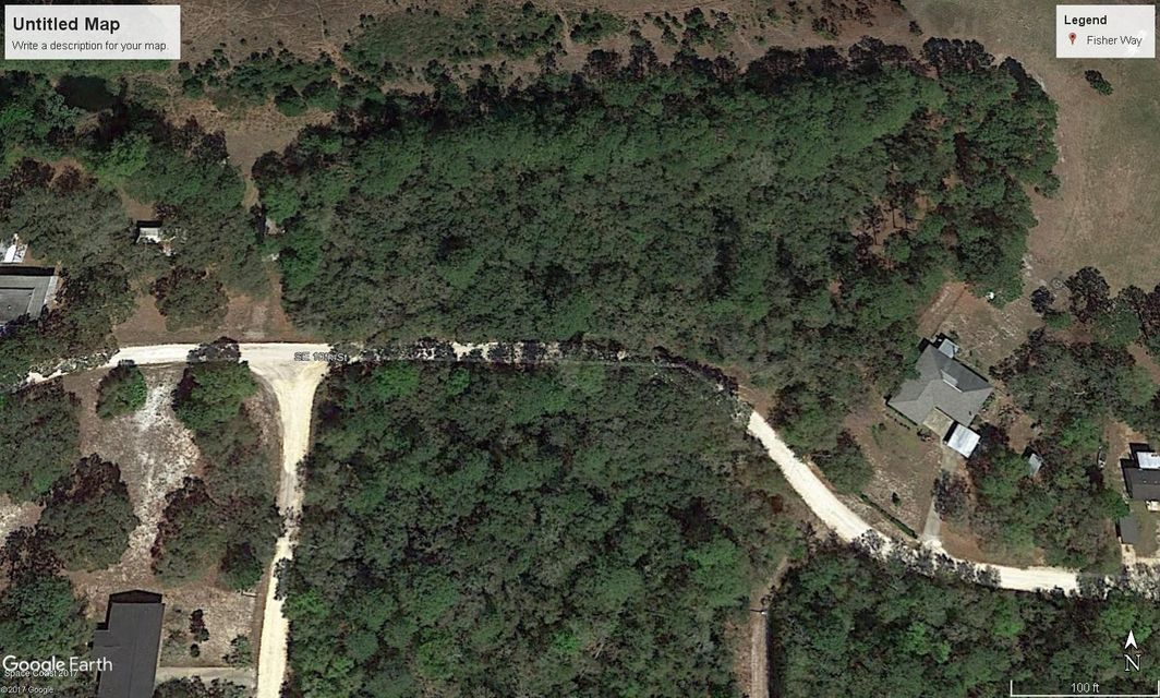 Land for Sale at 17528 SE 10th Street Silver Springs Fl 17528 SE 10th Street Silver Springs Fl Oklawaha, Florida 32179 United States