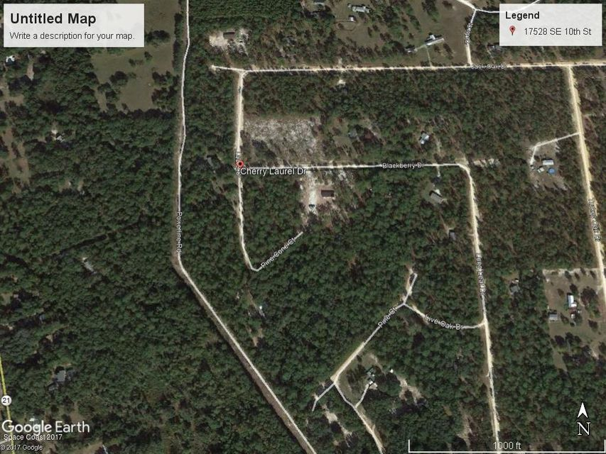 Land for Sale at Blackberry Dr. Melrose Fl. Blackberry Dr. Melrose Fl. Satsuma, Florida 32189 United States