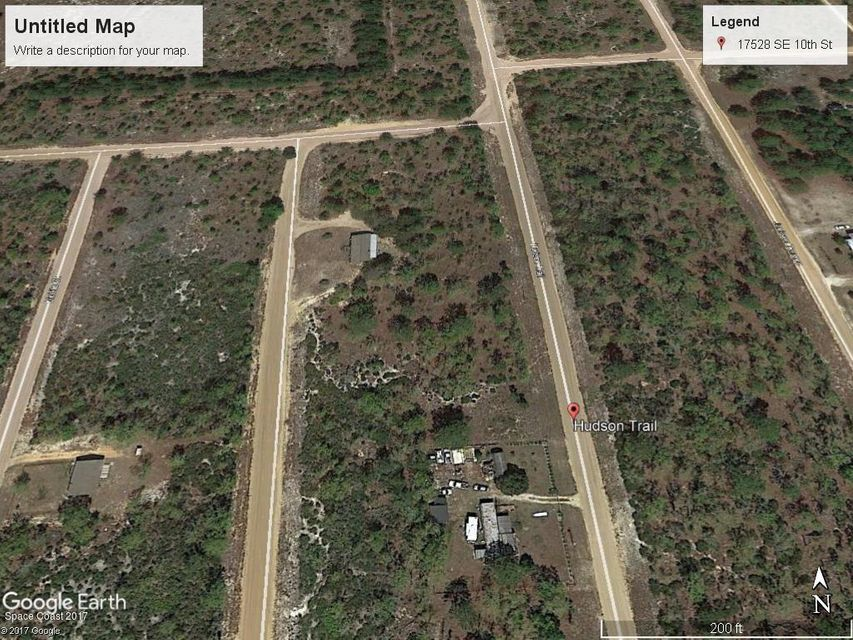 Land for Sale at Hudson Trl Interlachen Hudson Trl Interlachen Satsuma, Florida 32189 United States
