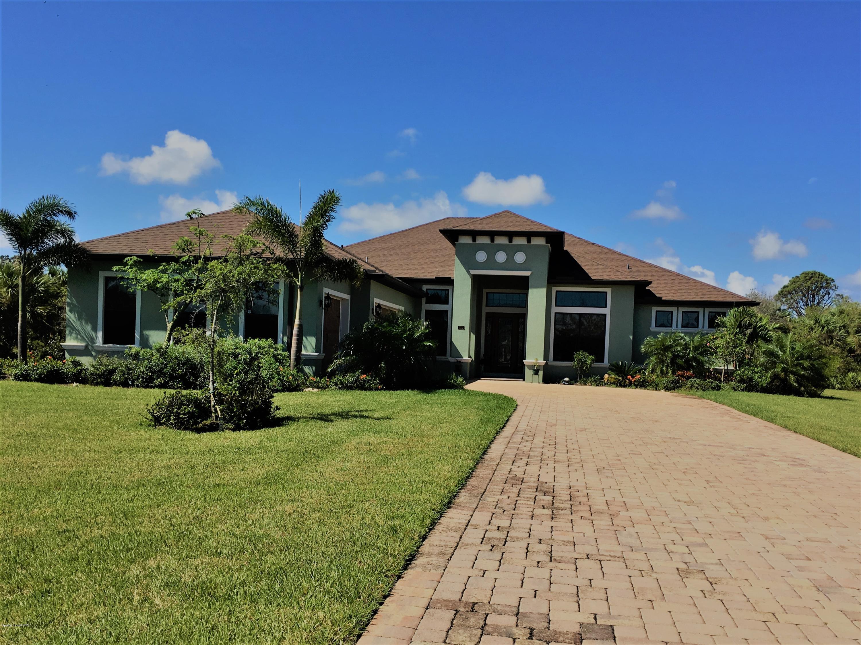 Частный односемейный дом для того Продажа на 2372 Westhorpe 2372 Westhorpe Malabar, Флорида 32950 Соединенные Штаты