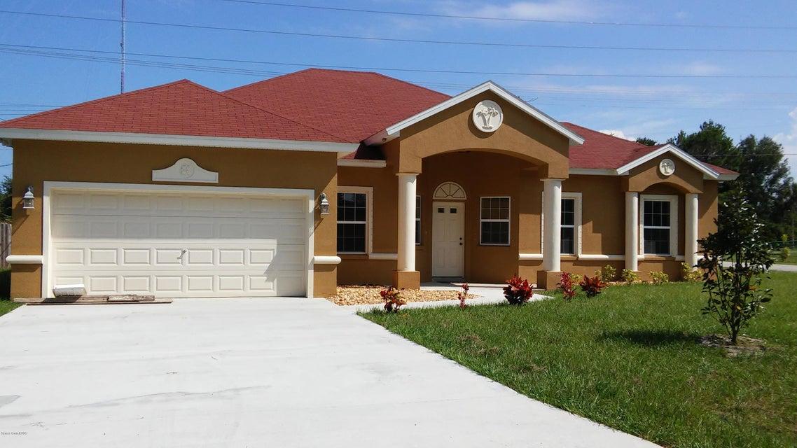 Tek Ailelik Ev için Kiralama at 605 Cayuga 605 Cayuga Palm Bay, Florida 32905 Amerika Birleşik Devletleri