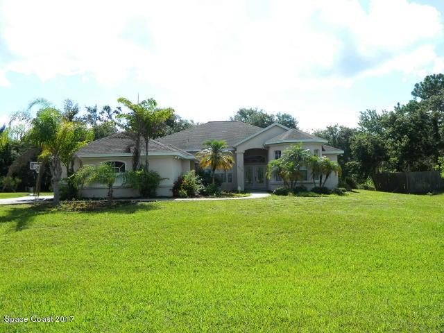 Maison unifamiliale pour l à louer à 5810 Eagle 5810 Eagle Merritt Island, Florida 32953 États-Unis
