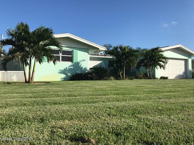 Tek Ailelik Ev için Kiralama at 103 Mayaca 103 Mayaca Indian Harbour Beach, Florida 32937 Amerika Birleşik Devletleri