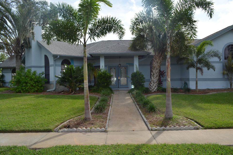 Single Family Home for Rent at 4780 Seminole 4780 Seminole Merritt Island, Florida 32953 United States