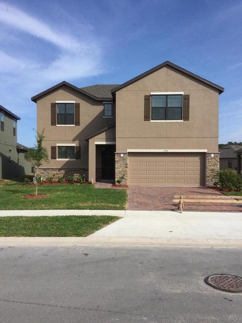Casa Unifamiliar por un Alquiler en 1334 Musgrass 1334 Musgrass West Melbourne, Florida 32904 Estados Unidos