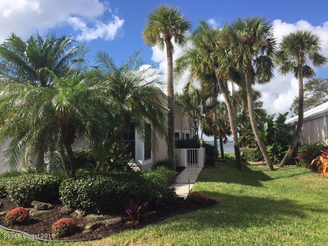 Einfamilienhaus für Mieten beim 408 La Costa 408 La Costa Melbourne Beach, Florida 32951 Vereinigte Staaten