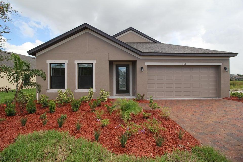 Tek Ailelik Ev için Kiralama at 561 Dillard 561 Dillard Palm Bay, Florida 32909 Amerika Birleşik Devletleri