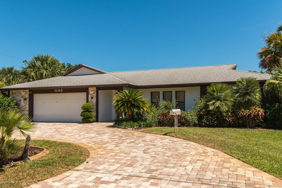 House for Rent at 1103 Orange 1103 Orange Melbourne Beach, Florida 32951 United States