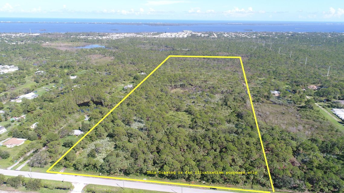Land for Sale at 8785 Fleming Grant 8785 Fleming Grant Micco, Florida 32976 United States
