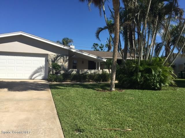 Single Family Home for Rent at 1840 Shore View 1840 Shore View Indialantic, Florida 32903 United States
