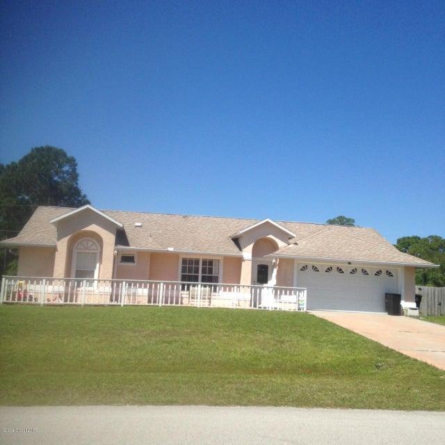 Maison unifamiliale pour l à louer à 1116 NW Lamplighter 1116 NW Lamplighter Palm Bay, Florida 32907 États-Unis