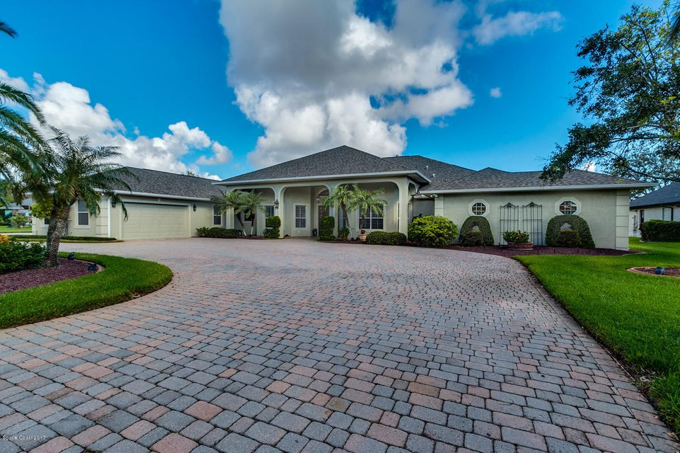 Casa Unifamiliar por un Venta en 580 Willowgreen 580 Willowgreen Titusville, Florida 32780 Estados Unidos