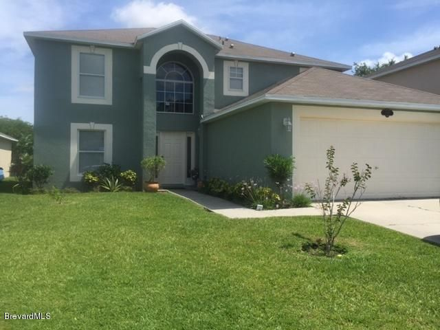 Single Family Home for Rent at 2081 Brookshire 2081 Brookshire West Melbourne, Florida 32904 United States