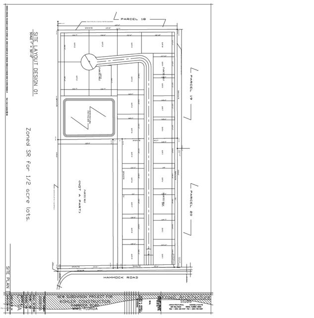 Land for Sale at Hammock Hammock Mims, Florida 32754 United States