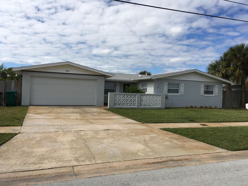 Single Family Home for Rent at 1565 Salmon 1565 Salmon Merritt Island, Florida 32952 United States