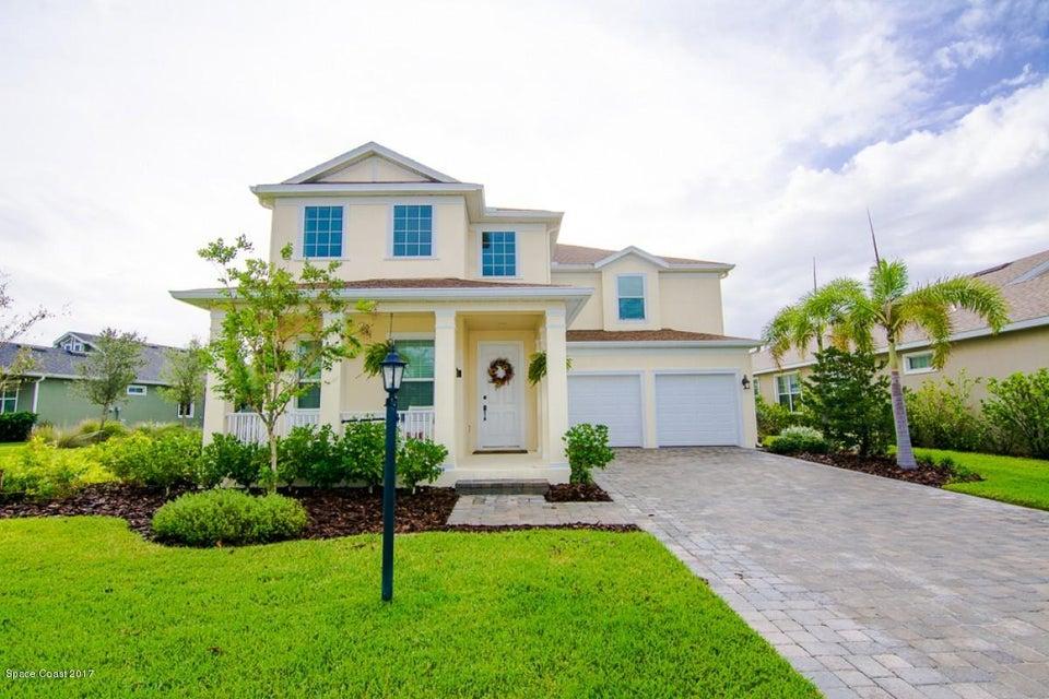 Single Family Home for Sale at 6464 Trieda 6464 Trieda Viera, Florida 32940 United States